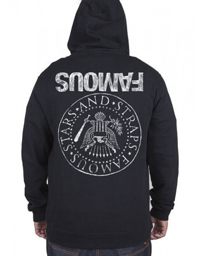 Famous Stars and Straps Influx Hoodie