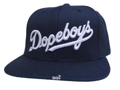 Streetwise Dopeboys Navy