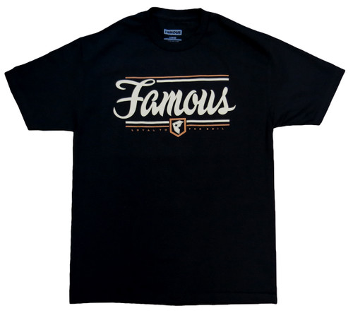 Famous Stars and Straps Loyal Fam T-Shirt