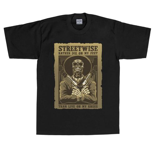 Streetwise  T-Shirt Stand Up