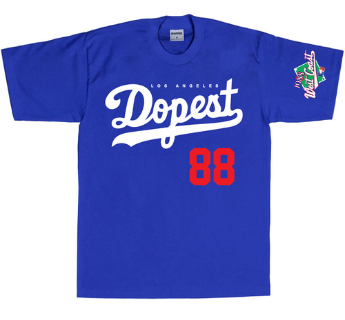Streetwise 88 Back T-Shirt