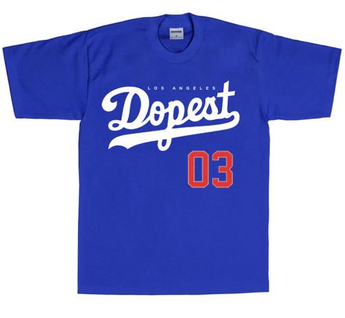 Streetwise T-Shirt Dopest RYL