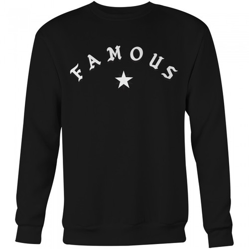 Famous Stars and Straps Crewneck Sick Step