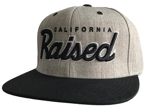 Streetwise California Raised Snapback