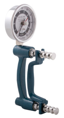 Shop for analog hand dynamometers made by Baseline, Jamar, Lafayette and more.
