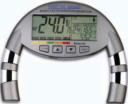 Measure body fat composition with our body fat analyzers using Bioelectrical Impedance Analysis