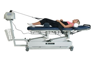 Traction Decompression Tables For Cervical Lumbar