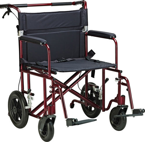 Tansport Chairs are great for those struggling with mobility.