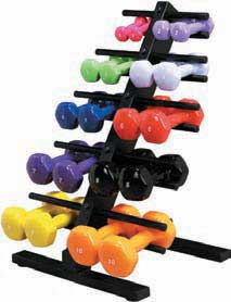 Full weight sets, racks, dumbells, and more products from Cando Exercise, The Cuff, and others.