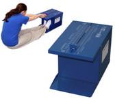 Sit and Reach Test Box - Baseline Standard Flexibility Tester