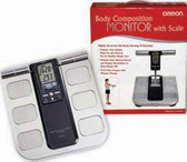 Omron HBF-500 Body Composition Monitor and Scale