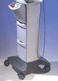 Mobile Cart Accessory for Intelect XT, TranSport, and Genisys Therapy Systems