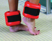 Cando Aquatic Therapy Ankle Cuffs - Pair
