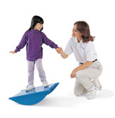 TumbleForms Soft-Top Balance Board - 18x24 inch