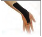 Spider Tech Pre Cut Kinesiology Tape - Wrist Therapeutic Support