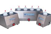 Whitehall Four Bottle Ultrasound Gel Warmer