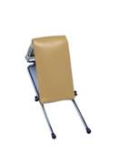 Quadriceps board (Metal, Padded)