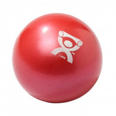 """CanDo® WaTE™ Ball - Hand-held Size - Red - 5"""" Diameter - 3.3 lb"""