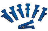 Replacement Pins for Graded Pinch Finger Exerciser (Blue, Heavy, 7 pieces)