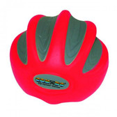 Cando Digi-Squeeze Hand Exerciser (Large, Red, Light)