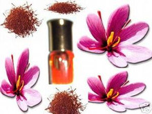 Pure Saffron Oil 3cc - zafran oil