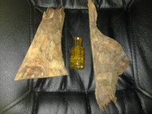 Aged Wild Royal Indonesia Finest Sandalwood Oil 3ml