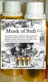 The musk of Sufi Atar 100 ml