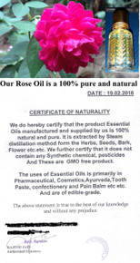 Pure Indian Rose 3cc