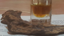 One and only combi : Parajin Oud: Aloeswood/Agarwood/Oud oil 1cc with 2 pieces of its Oud chip-3grams