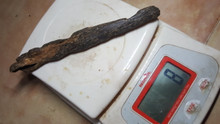Agarwood/Aloeswood/Oud chips, Assam India Super 8g - excellent for burning/display piece..