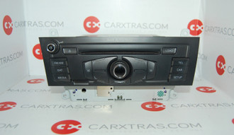 09 AUDI A4 RADIO STEREO CD MP3 PLAYER SYMPHONY 8T1035195L 0011-101