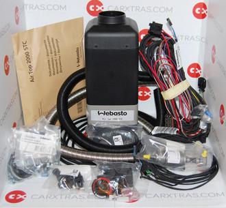 Webasto AIR TOP 2000 STC 12V diesel heater