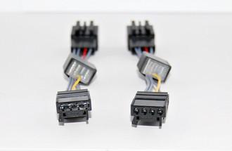 NEW VW GOLF Mk 7 VII DYNAMIC TAIL REAR LIGHTS LED ADAPTER KIT
