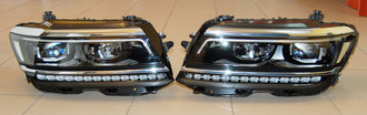 NEW OEM VW TIGUAN AB 2016 FULL LED HEADLIGHTS 5NB941082A 5NB941081A