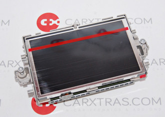 NEW OEM MERCEDES BENZ E CLASS W207 W212 CENTRAL SCREEN DISPLAY A2129000623