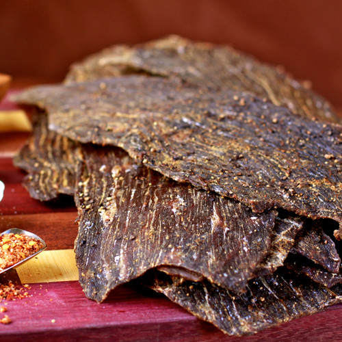16 oz. Peppered Beef Jerky