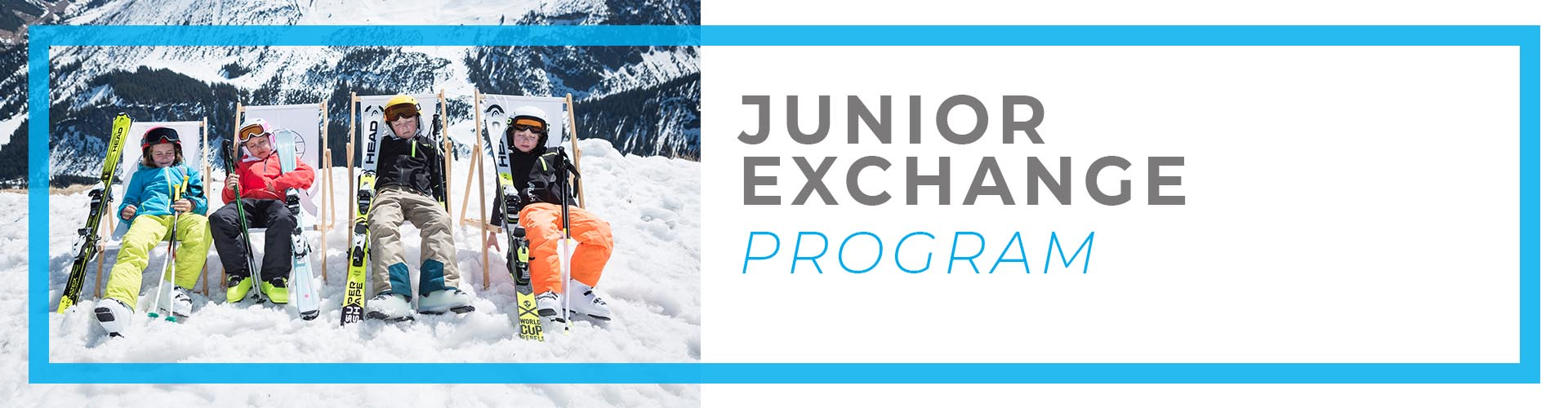 Junior exchange program