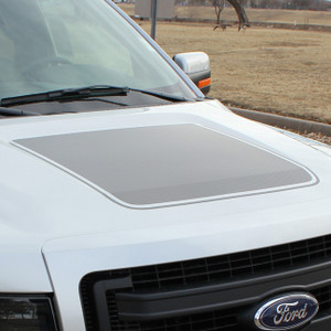 15 FORCE HOOD Ford F150 Graphics Digital Print | 2009-2018 Ford Truck