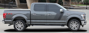 15 Quake Ford F150 Side Decals Graphic Digital Print | 2009-2018 Ford Truck