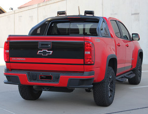 Chevy Colorado Truck | GRAND TAILGATE Decals Stripe Graphics 2015-2018