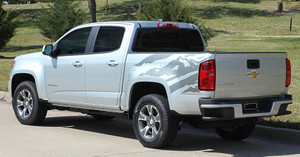 ANTERO KITS | Chevy Colorado Truck Decals Stripe Graphics 2015-2018
