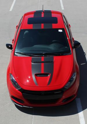 SPRINT RALLY GT Decals Racing Stripes Graphics | Dodge Dart GT 2013-2018