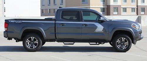 Toyota Tundra Vinyl Graphics Stripes Decals - Custom tundra truck decals