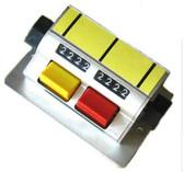 Tally Counter (D1b) DeskTop 4 digit Aluminium Laboratory