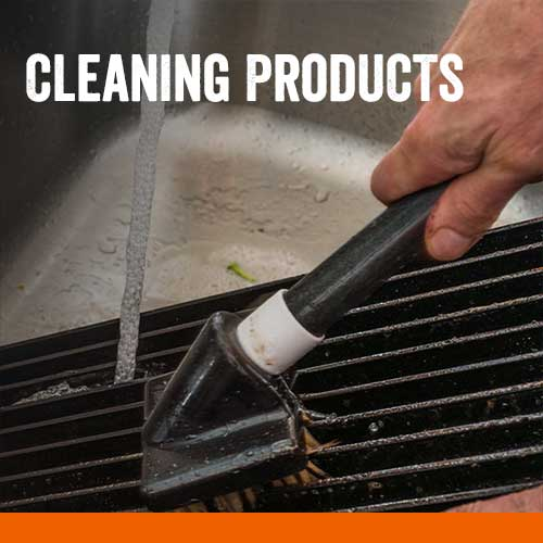 GrillGrate Cleaning Products