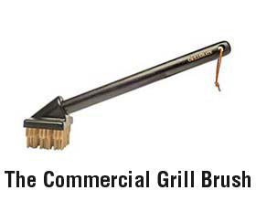 The Commercial Grill Brush