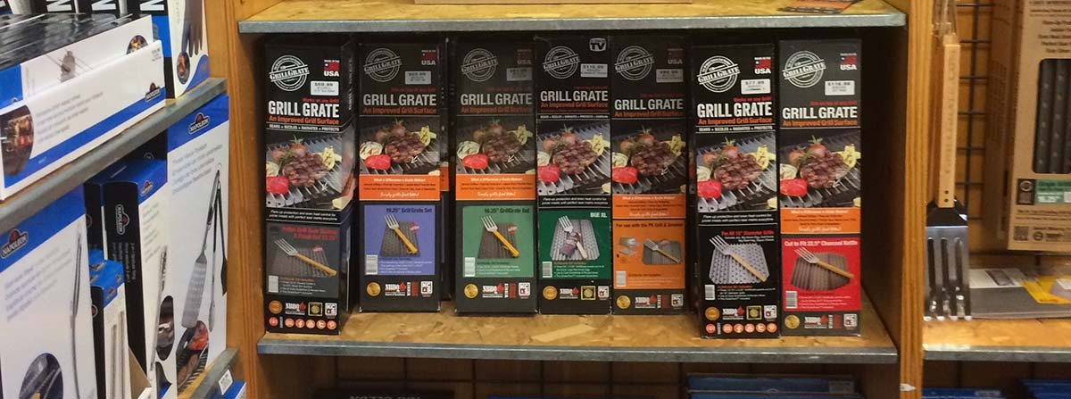 Find a GrillGrate Dealer