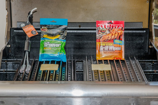 The Grate Cleaning System
