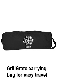 Two pocket carrying bag