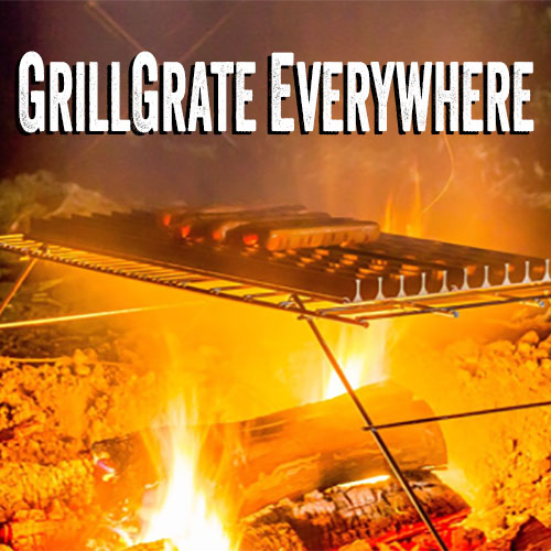 GrillGrates for portable grills